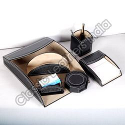 Leather Stationery Holder