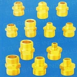 Male To Male Brass Straight Couplings