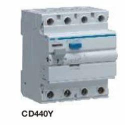 Hager Residual Current Circuit Breakers (RCCB)