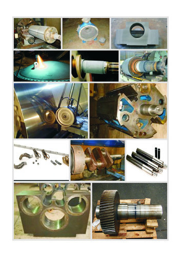 Industrial Metallizing Services
