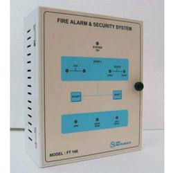 Fire Alarm and Security System