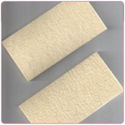 Soft Compressed Felt