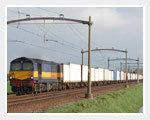 Rail Haulage Exim Domestic Service