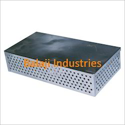 Balaji Industries Dry Container SS Ampoule Box