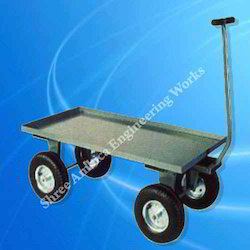 Scooter Wheels Platform Truck