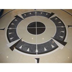 Vitrified Tile Inlay Cutting Service