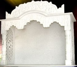 MARBLE TEMPLES - Household Temples Manufacturer from Indore