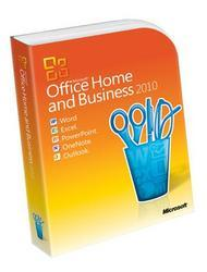 Microsoft Office Home And Business Software