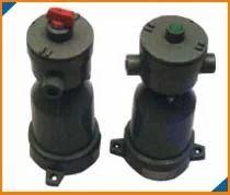 Flp&Wp Reaction Vessel Lamp Fitting