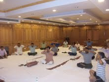Yoga And Meditation Services