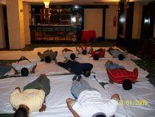 Corporate Yoga- Meditation Classes
