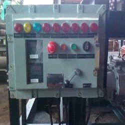 Flameproof Vacuum Control Panel