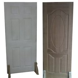 Multicolor Molded Moulded Wooden Door, For Home
