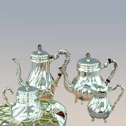 Fluted Coffee Set