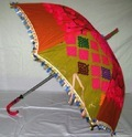Handmade Embroidered Umbrella