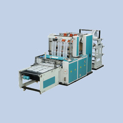 Double Decker Bottom Seal Bag Making Machines