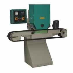 Single Station Flat Buffing Machine