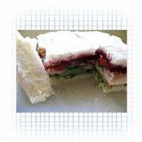 Jam Cheese Sandwich