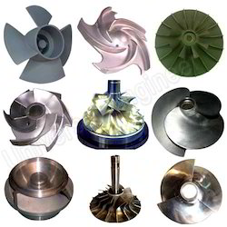 Centrifugal Blowers and Impellers