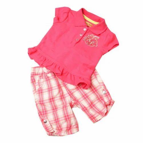 d7fb243443e0 New Born Baby Garments - Baby Bermudas Set Exporter from Tiruppur