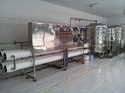 Membrane Filtration Stainless Steel Water Purifiers, For Commercial, Ro Capacity: 2000-3000 (liter/hour)
