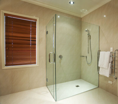 Shower Enclosures, शावर इन्क्लोज़र - Gobind Glass ...