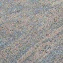 Polished Indian Juprana Granite Slab, For Countertops, Thickness: 20-25 mm