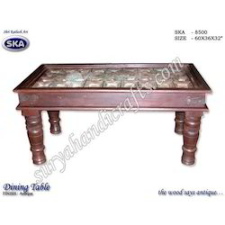 Wooden Antique Dining Table