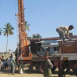 Borewell Cleaning Service