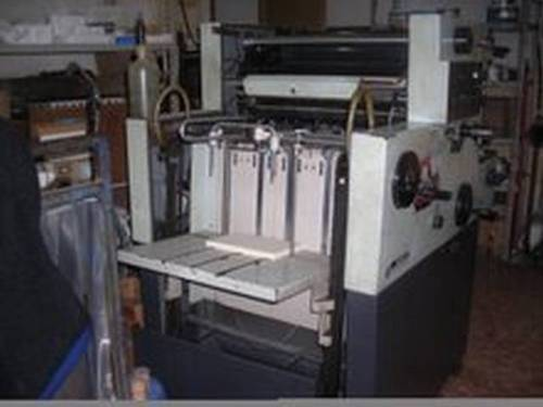 Offset Adast Printing Machine