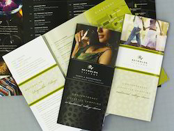 Brochure Offset Printing