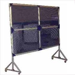 Aluminium Display Stand