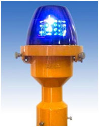 led taxiway fitting