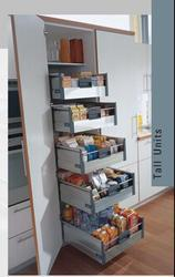 Tall Unit With Separate Drawers