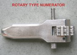 Automatic Numbering Punch
