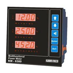 Multifunctional TRMS Power Meter