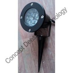 CDT 18R 10mm SGL Garden Light