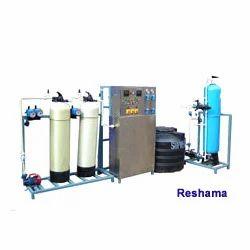 Demineralisation ( DM ) Water Treatment Plant