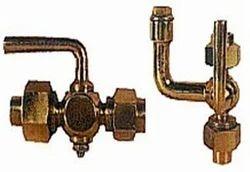 Bronze Pressure Gauge Cock / Inspector's Test Gauge Cock
