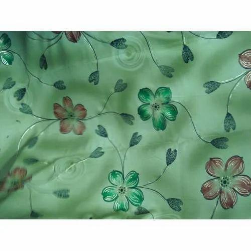 Faux Crepe- Hand Printed Fabrics