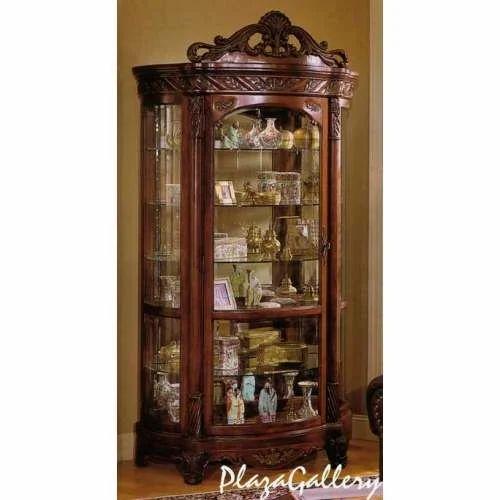 Crockery Cabinet Wooden Cabinet Mandi Samiti Saharanpur Khan