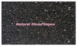 Indian Black Galaxy Granite