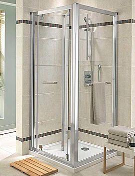 Aluminium Shower Enclosures - View Specifications & Details of