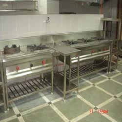 Kitchen Gas Stove