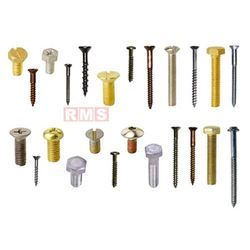 Brass Industrial Fastener