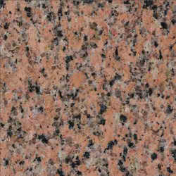 Crystal Red Granite Slab