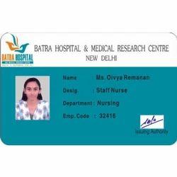 Hospital Identity Cards