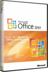 MS Office Std 2010