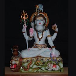 Religious Shiva Statue