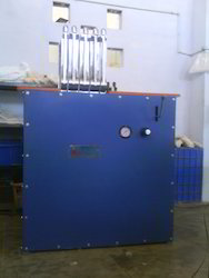 Hydraulic Yarn Bundling Press